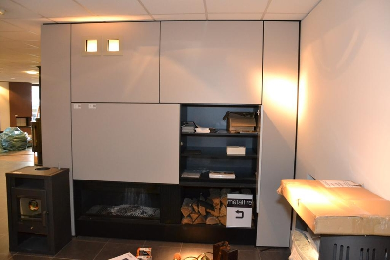Inbouwmeubel van Essen interieurs - Onlineauctionmaster.com