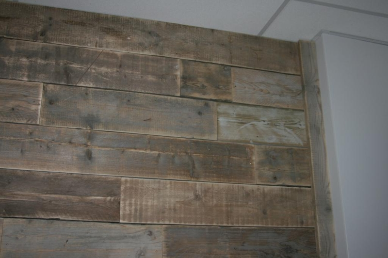 Wanden Van Steigerhout : Wand van steigerhout steigerhouthandel
