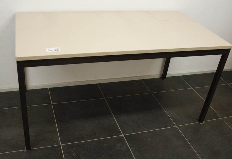 Tafel Stalen Frame : Tafel stalen frame afm lxbxh ca cm