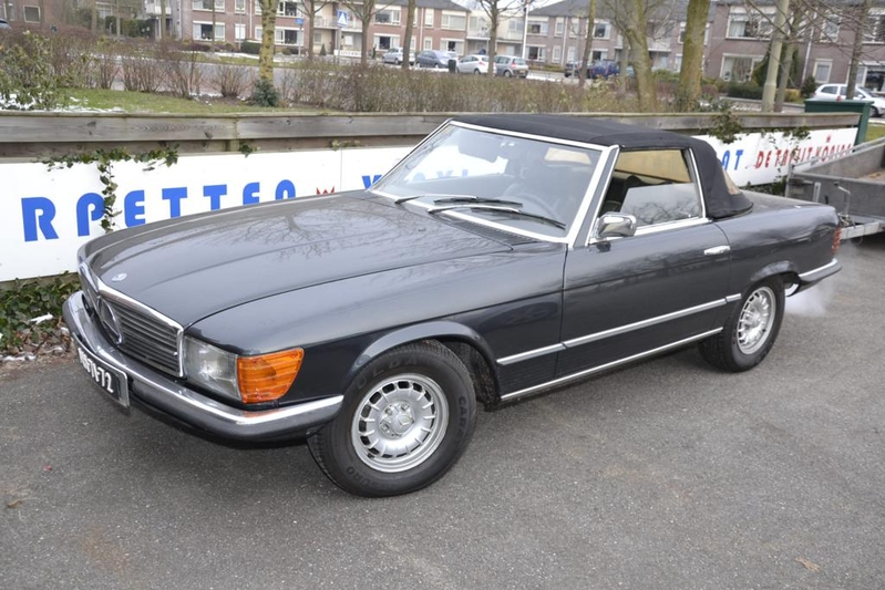 mercedes 350 sl cabrio oldtimer. Black Bedroom Furniture Sets. Home Design Ideas