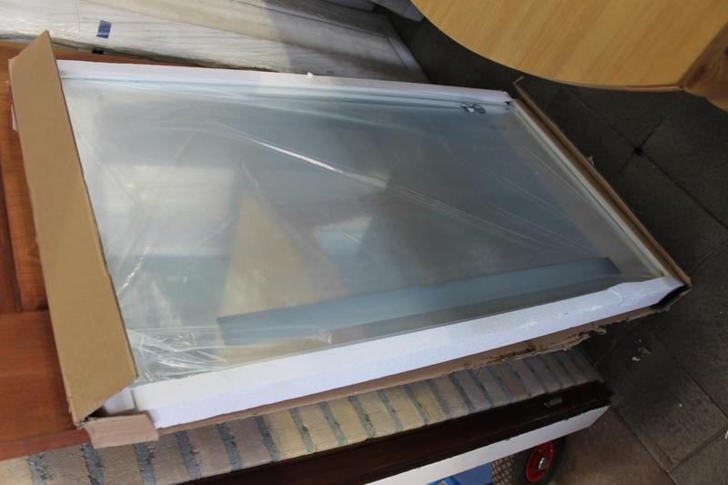Spiegel Met Klok : Spiegel met verlichting en klok afm ca. 65 x 120 cm