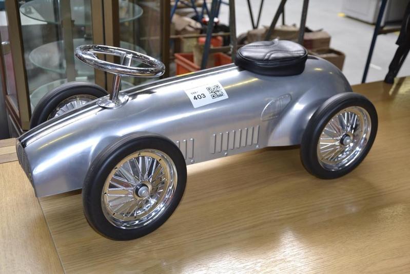 Loopauto, nostalgische raceauto model ...