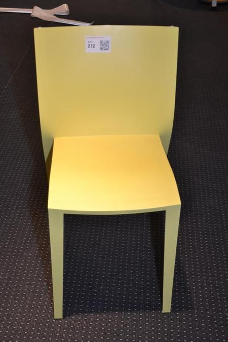 stoel xo starck slick slick. Black Bedroom Furniture Sets. Home Design Ideas