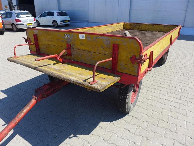 Beste Boerenwagen Miedema, bouwjaar 1961 - Onlineveilingmeester.nl RP-21