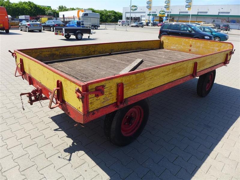 Uitgelezene Boerenwagen Miedema, bouwjaar 1961 - Onlineveilingmeester.nl EK-57