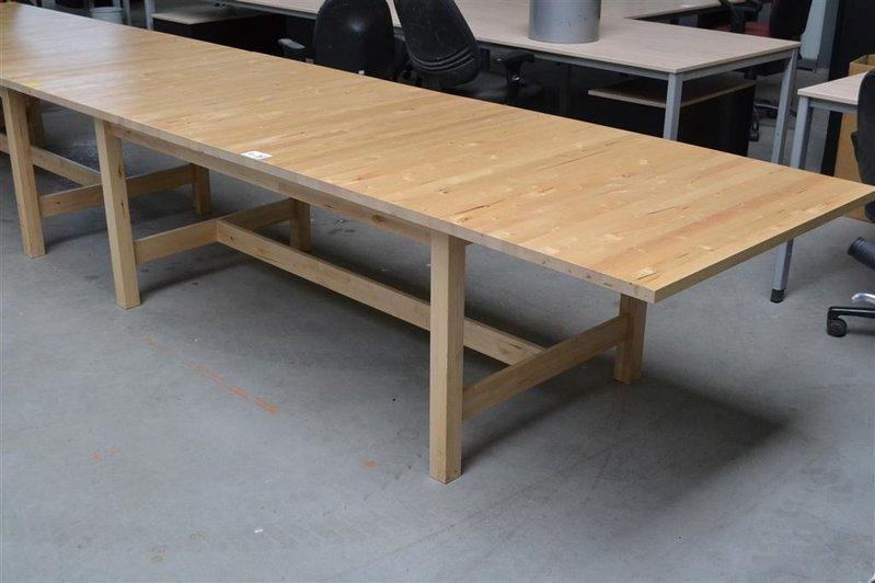 tafel ikea uitschuifbaar geschikt voor 8 10. Black Bedroom Furniture Sets. Home Design Ideas