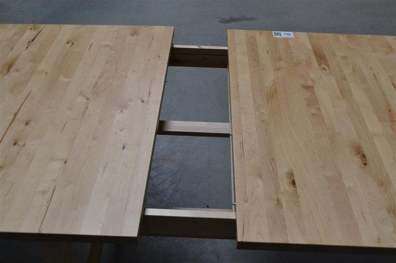 Ikea Uitschuifbare Tafel.Eettafel Ikea Uitschuifbaar