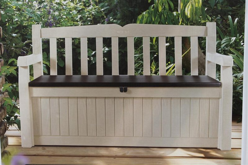 Prime Tuinbank Eden Keter Gemaakt Van Weerbestendig Kunststof Spiritservingveterans Wood Chair Design Ideas Spiritservingveteransorg