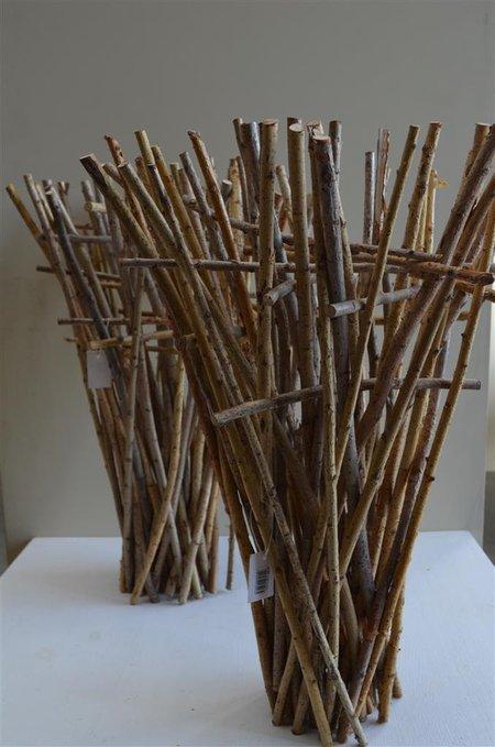 4x decoratie hout hoogte ca 60 cm - Type decoratie ...