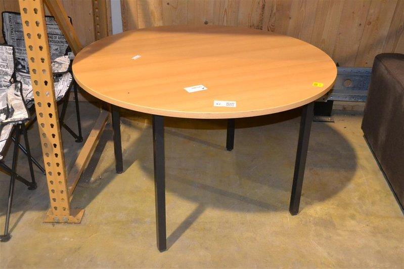 Ronde tafel kleur beuken afmeting diameter for Ronde tafel diameter 160