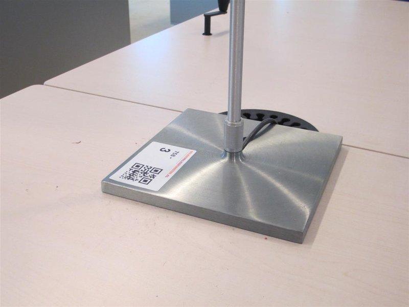 Design Tafel Lamp : Design tafellamp luceplan model costanza telescooplamp met