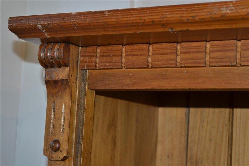 Kast Grenen Met 3 Planken En La Hxb Ca 187x102 Cm