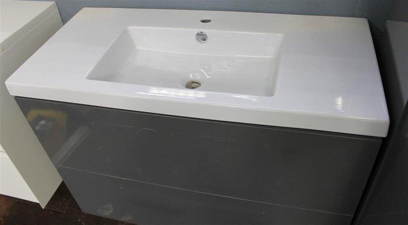 Wastafel Met Kast : Badmeubel met wastafel kast en spiegel badmeubel met wastafel en