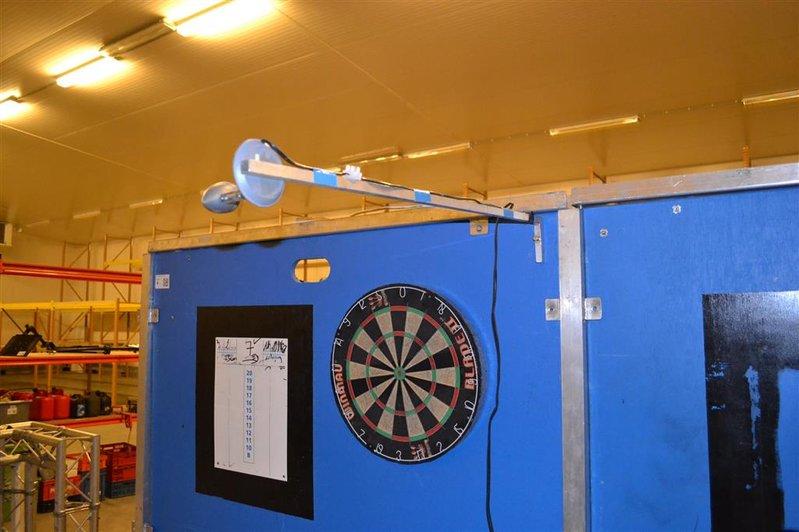 10x dartbord
