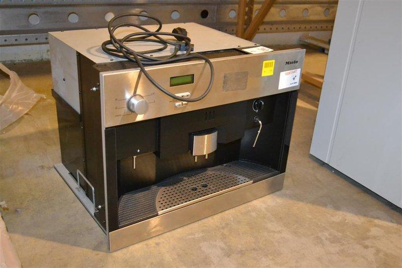 Miele Koffiemachine Inbouw Koffiemachine Inbouw Miele