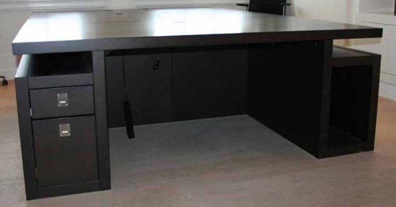 3x design bureau piet boon afm. lxbxh ca. 200x100x75cm