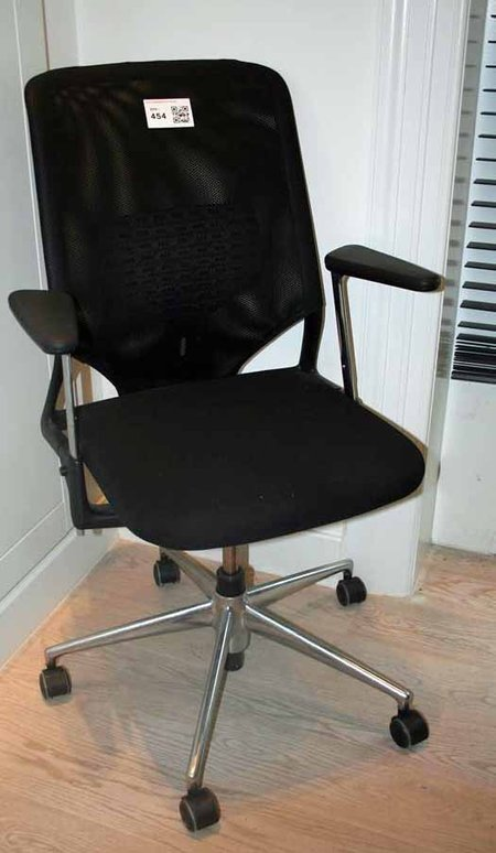 Vitra Meda Bureaustoel.Bureaustoel Vitra Meda 2 Meda Xl Onlineauctionmaster Com