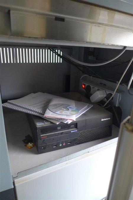 Verfmengmachine Fast&Fluid, type: HA450-32, serie nr  8703302AD-844858