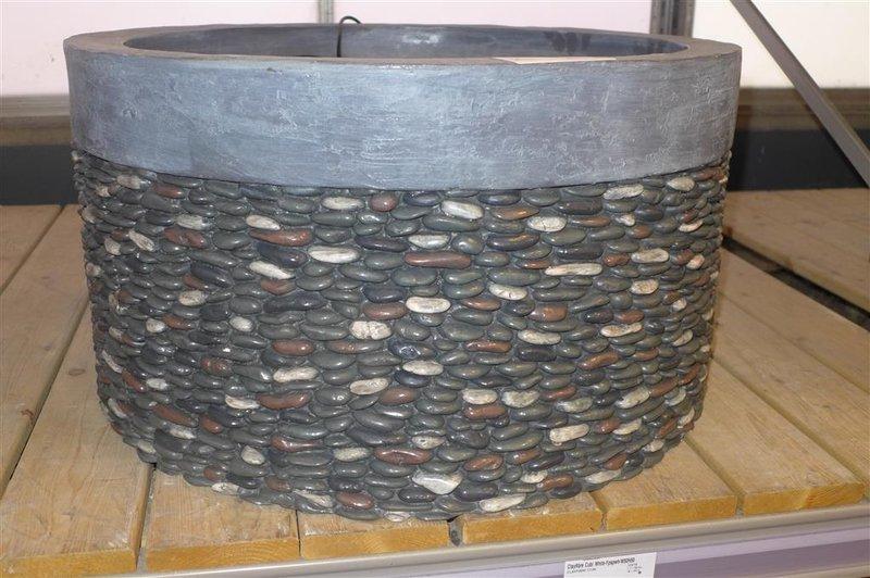 Mini vijver velda kunststof doorsnede ca 65cm hoogte for Kunststof vijvers