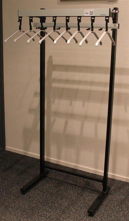 Kapstok Overtoom Met Haken En Hangers Afm Hxbxd Ca 182x43x45cm