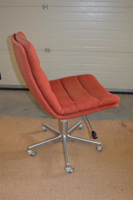 Artifort Bureaustoel Vintage.Bureaustoel Artifort Channel Vintage Jaren 80