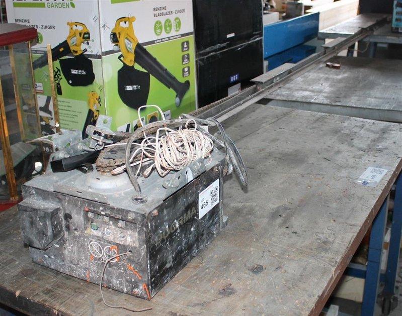 Garage Opener Afstandsbediening : Elektrische garage deur opener doormaster chamerla in watt