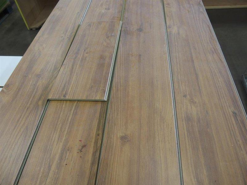 Rustiek Eiken Planken : Ca m laminaat diverse lengtes v naad rustiek eiken