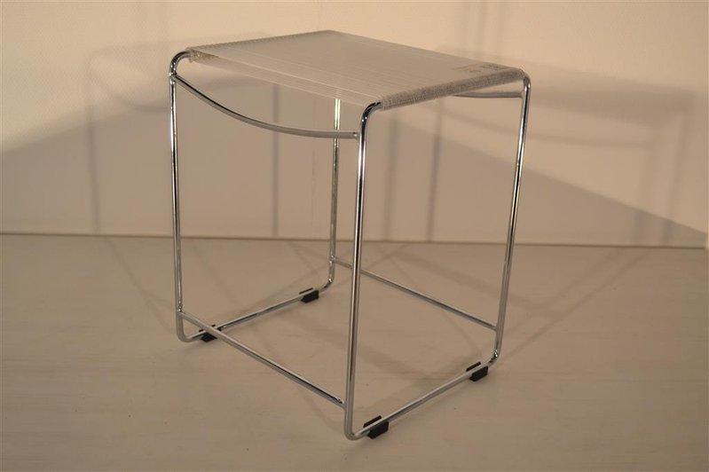Badkamer stoel Andrea, afm. hxbxd ca. 44x35x35 cm, winkelwaarde ca ...