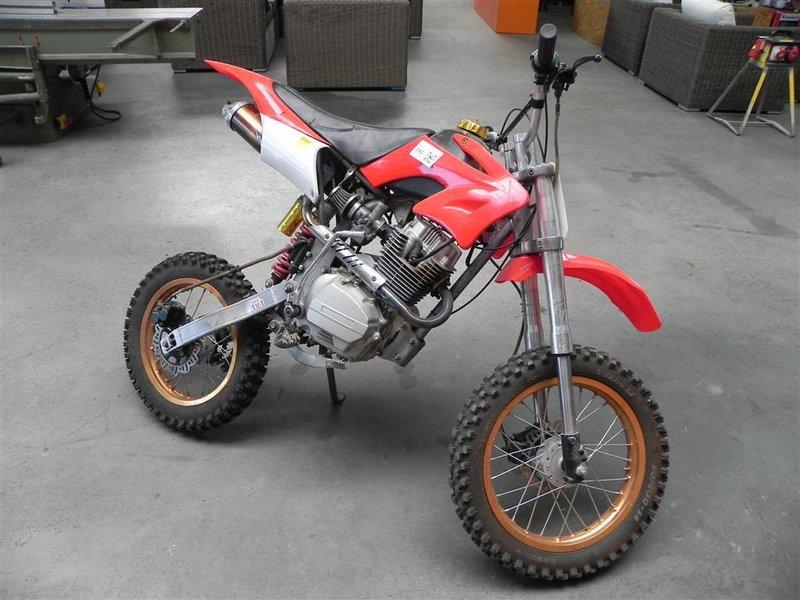Verwonderlijk Crossmotor midi-bike, 198 cc - Onlineauctionmaster.com XM-49