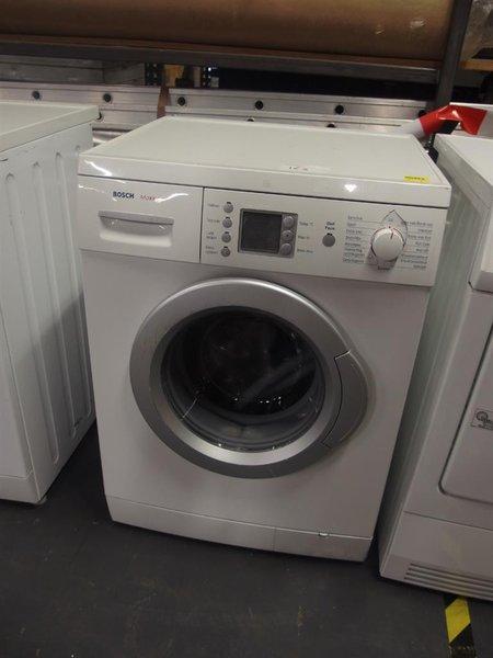 Verwonderlijk Wasmachine Bosch Maxx 6, 1400 toren, digitaal menu ZS-04